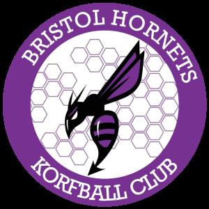 Bristol Hornets Korfball Club Logo
